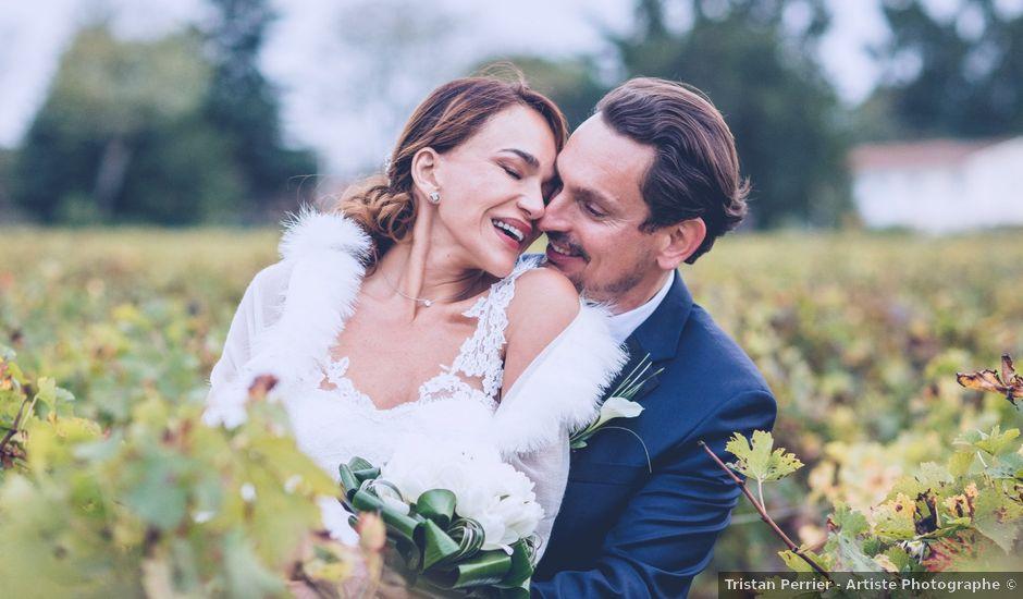 Le mariage de Jérôme et Andréa à Pessac, Gironde