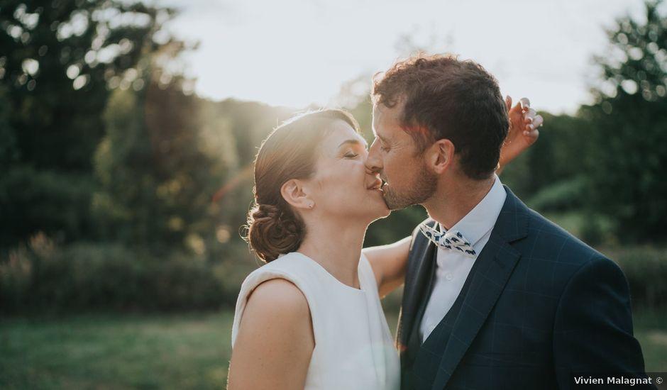 Le mariage de Adrien et Anne-Claire à Limoges, Haute-Vienne