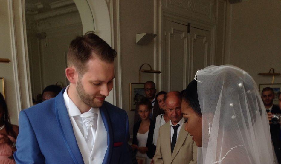 Le mariage de Benoit et Joanne  à Sceaux, Hauts-de-Seine