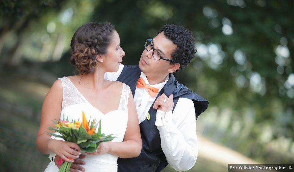 Le mariage de Anthony et Morgane à Laillé, Ille et Vilaine