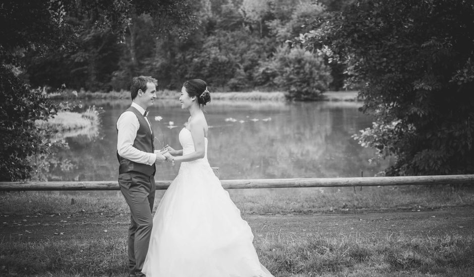 Le mariage de Eunjung et Guillaume à Ars-sur-Formans, Ain