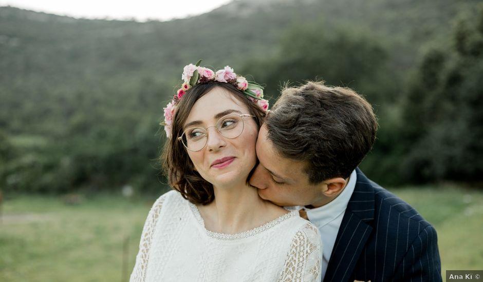 Le mariage de Antoine et Florence à Valflaunès, Hérault