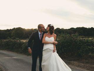 Le mariage de Mathilde et Léo