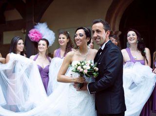 Le mariage de Jessica et Fabrice