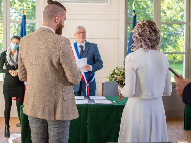 Le mariage de Maxime et Victoria à Beaumont-sur-Oise, Val-d'Oise 1
