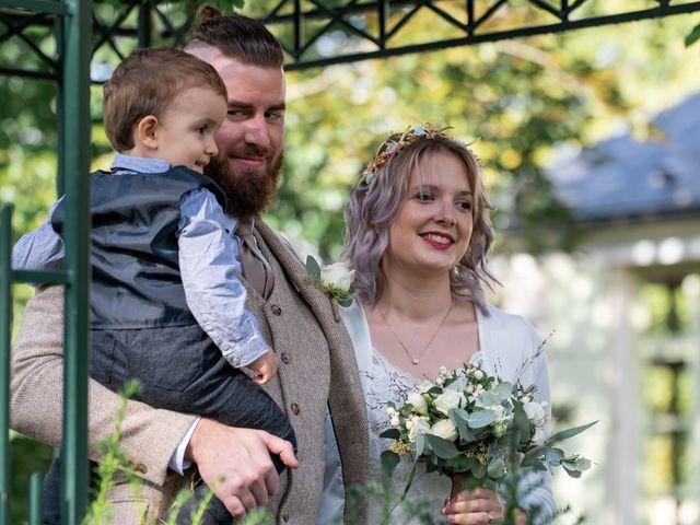 Le mariage de Maxime et Victoria à Beaumont-sur-Oise, Val-d'Oise 27