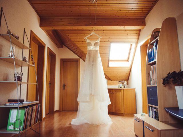 Le mariage de Nelson et Elissa à Estavayer, Fribourg 3