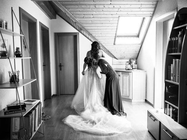Le mariage de Nelson et Elissa à Estavayer, Fribourg 13