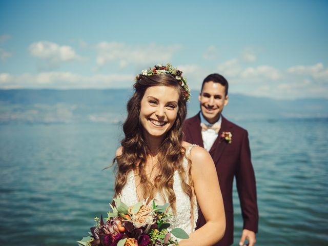 Le mariage de Nelson et Elissa à Estavayer, Fribourg 17