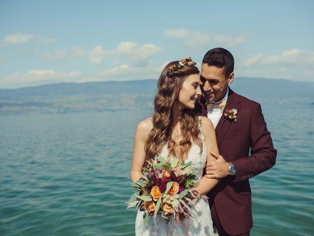 Le mariage de Nelson et Elissa à Estavayer, Fribourg 20