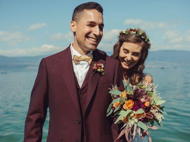 Le mariage de Nelson et Elissa à Estavayer, Fribourg 21