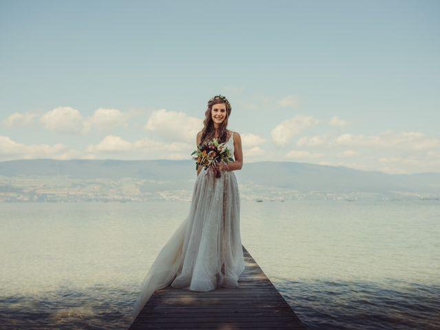 Le mariage de Nelson et Elissa à Estavayer, Fribourg 25