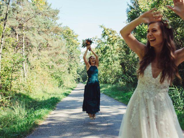 Le mariage de Nelson et Elissa à Estavayer, Fribourg 31