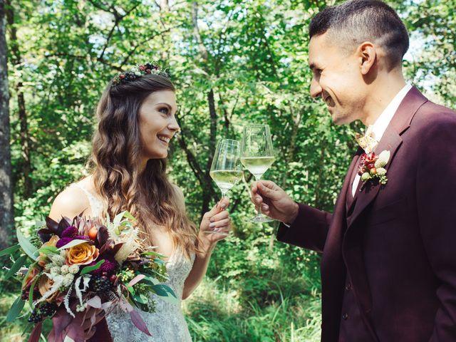 Le mariage de Nelson et Elissa à Estavayer, Fribourg 32