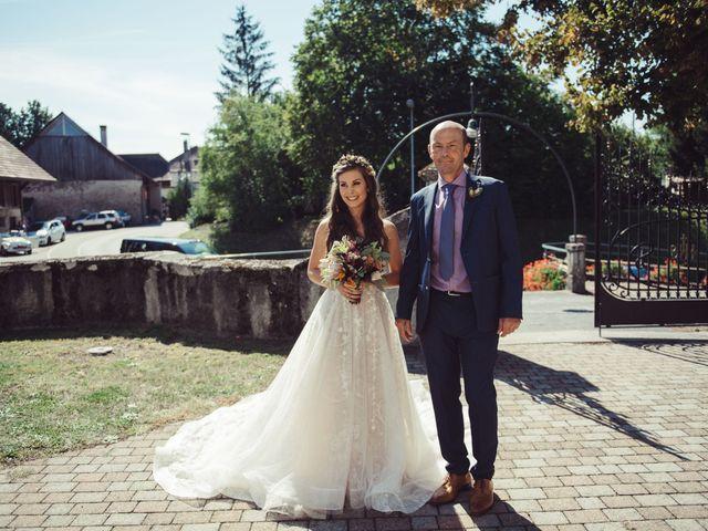 Le mariage de Nelson et Elissa à Estavayer, Fribourg 34