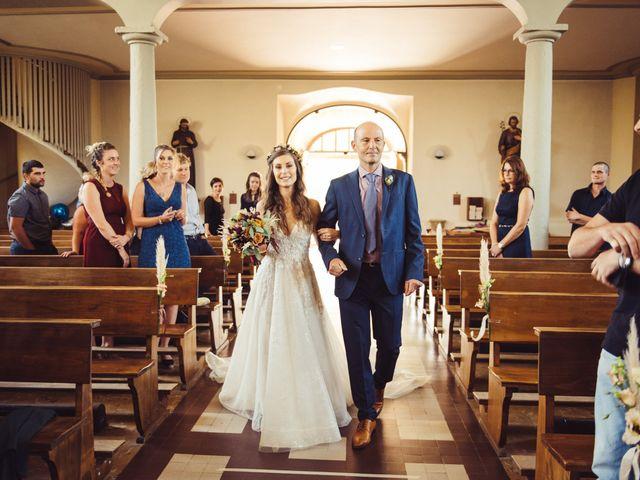 Le mariage de Nelson et Elissa à Estavayer, Fribourg 37