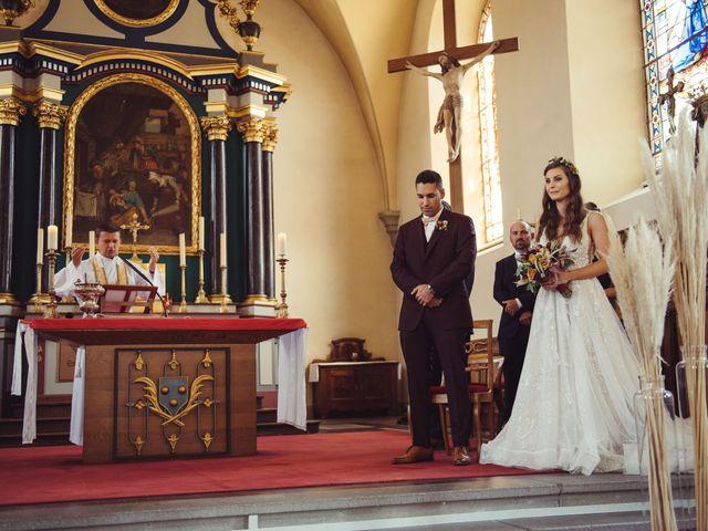 Le mariage de Nelson et Elissa à Estavayer, Fribourg 40