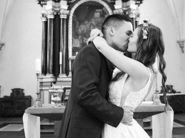 Le mariage de Nelson et Elissa à Estavayer, Fribourg 45