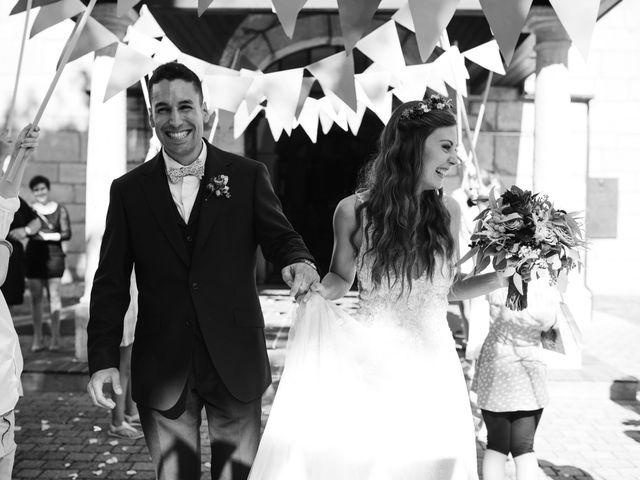 Le mariage de Nelson et Elissa à Estavayer, Fribourg 47