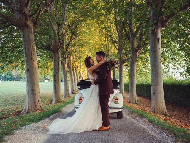 Le mariage de Nelson et Elissa à Estavayer, Fribourg 55