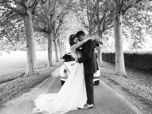 Le mariage de Elissa et Nelson