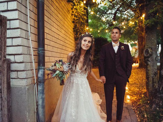 Le mariage de Nelson et Elissa à Estavayer, Fribourg 61