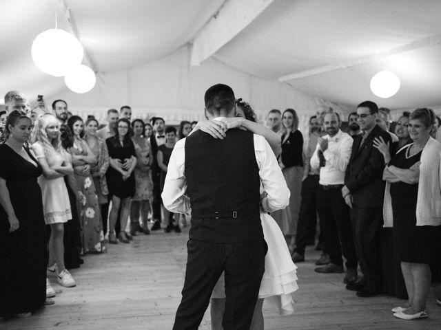 Le mariage de Nelson et Elissa à Estavayer, Fribourg 71