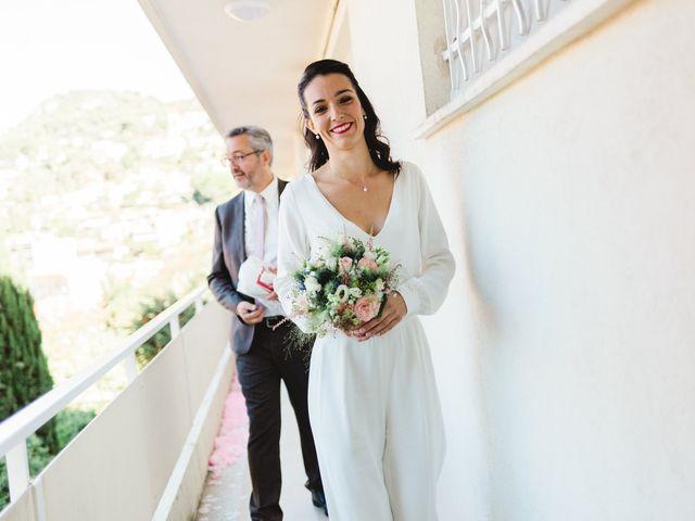 Le mariage de Olivier et Méganne à Falicon, Alpes-Maritimes 11