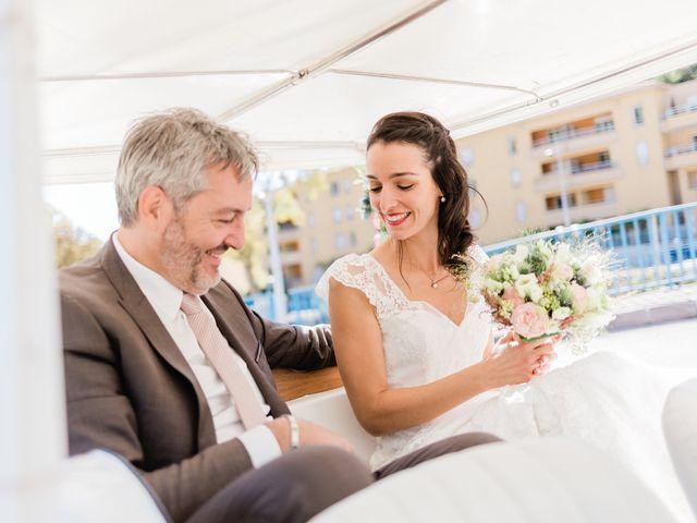 Le mariage de Olivier et Méganne à Falicon, Alpes-Maritimes 12