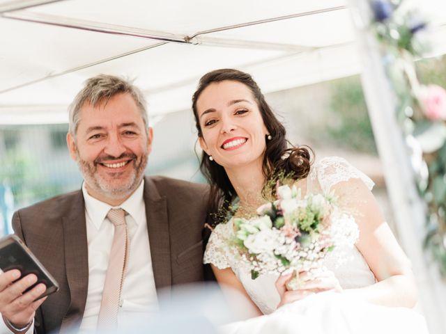 Le mariage de Olivier et Méganne à Falicon, Alpes-Maritimes 16