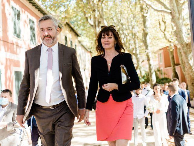 Le mariage de Olivier et Méganne à Falicon, Alpes-Maritimes 24