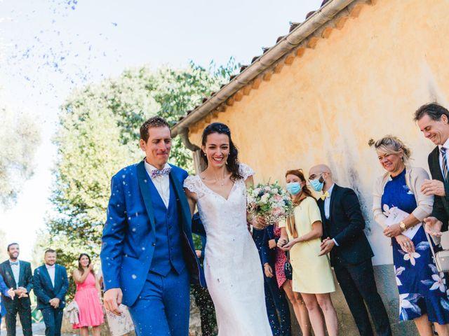 Le mariage de Olivier et Méganne à Falicon, Alpes-Maritimes 34