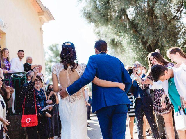 Le mariage de Olivier et Méganne à Falicon, Alpes-Maritimes 35