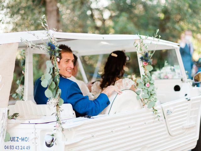 Le mariage de Olivier et Méganne à Falicon, Alpes-Maritimes 39