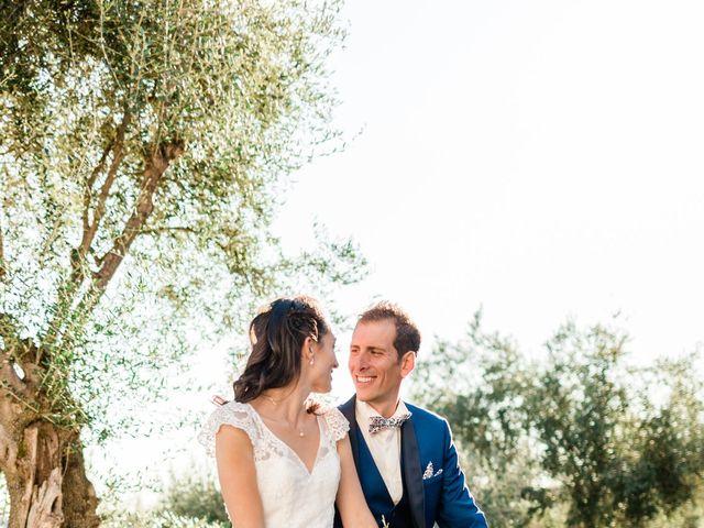 Le mariage de Olivier et Méganne à Falicon, Alpes-Maritimes 42