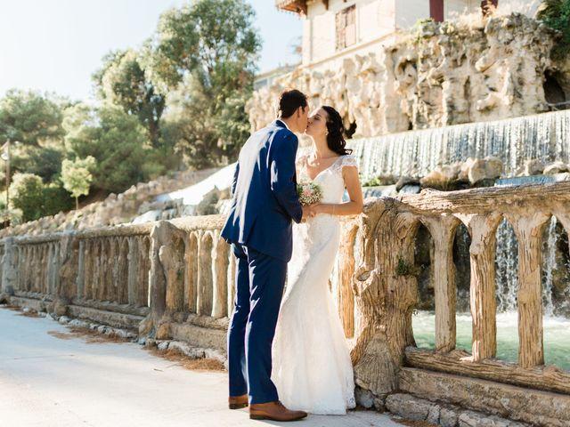 Le mariage de Olivier et Méganne à Falicon, Alpes-Maritimes 43