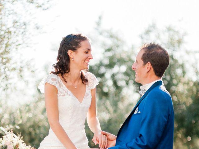 Le mariage de Olivier et Méganne à Falicon, Alpes-Maritimes 50