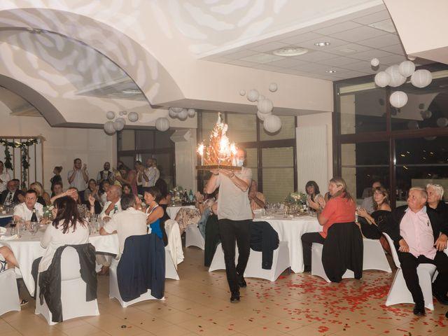 Le mariage de Olivier et Méganne à Falicon, Alpes-Maritimes 71