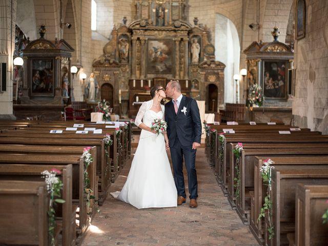 Le mariage de Léo et Mathilde à Moutiers-au-Perche, Orne 22