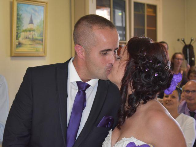 Le mariage de Fabrice et Laura à Sérignac-sur-Garonne, Lot-et-Garonne 17