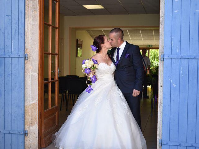 Le mariage de Fabrice et Laura à Sérignac-sur-Garonne, Lot-et-Garonne 22