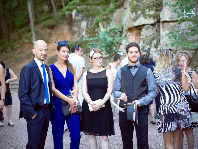 Le mariage de Fabrice et Jessica à Guebwiller, Haut Rhin 24