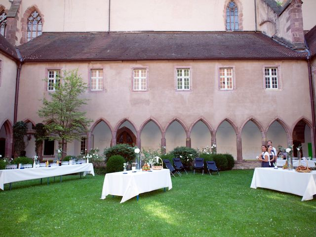 Le mariage de Fabrice et Jessica à Guebwiller, Haut Rhin 28