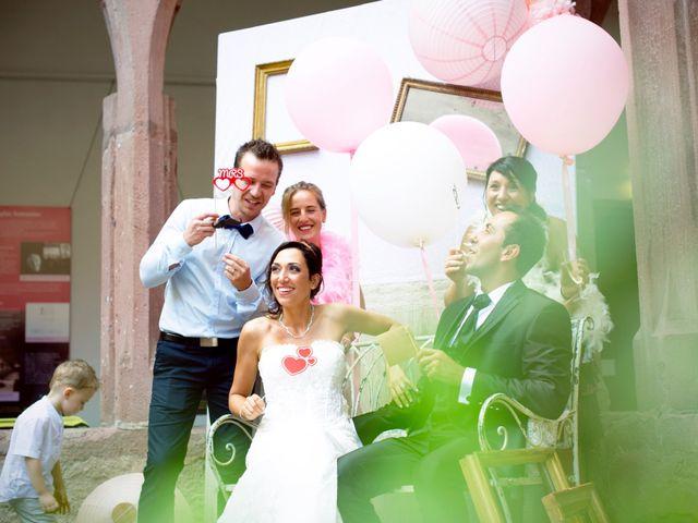 Le mariage de Fabrice et Jessica à Guebwiller, Haut Rhin 39
