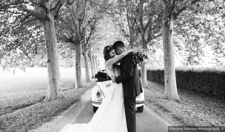 Le mariage de Nelson et Elissa à Estavayer, Fribourg