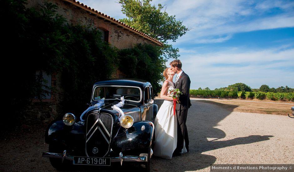 Le mariage de Stéphane et Stéphanie à Sainte-Luce-sur-Loire, Loire Atlantique
