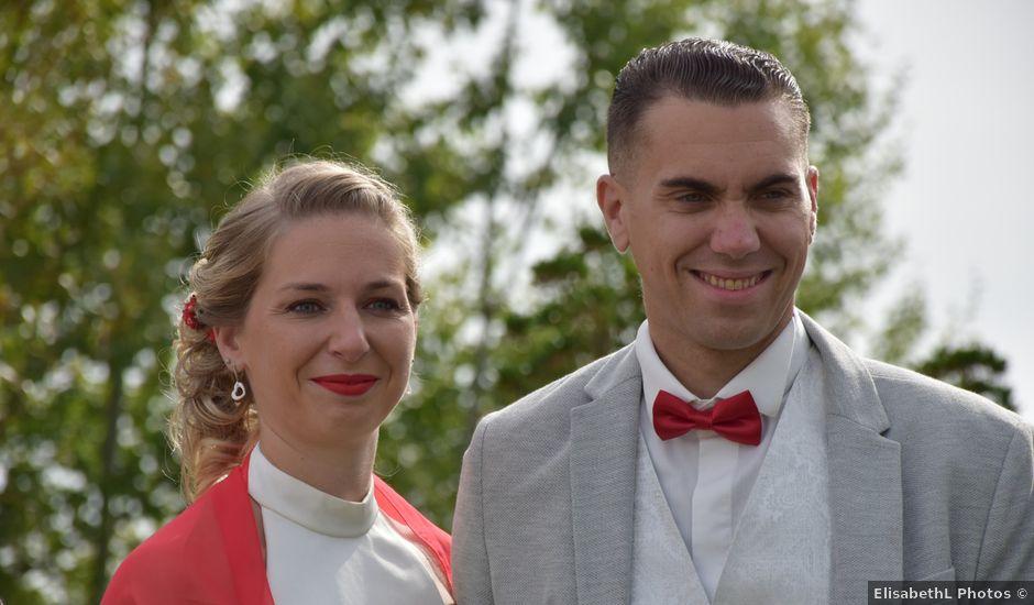 Le mariage de Steven et Emelyne à Tours, Indre-et-Loire