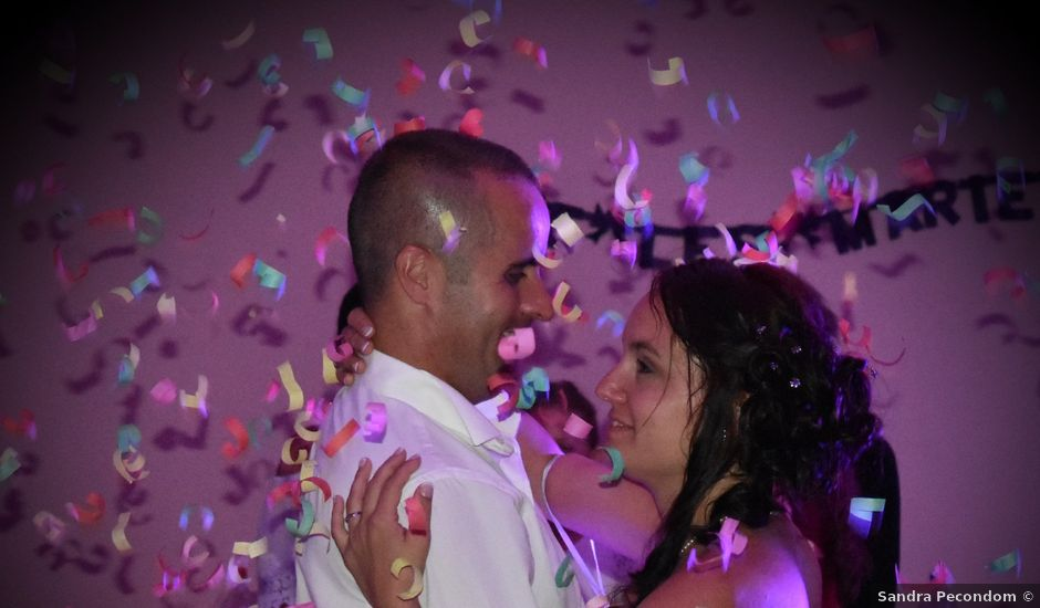 Le mariage de Fabrice et Laura à Sérignac-sur-Garonne, Lot-et-Garonne