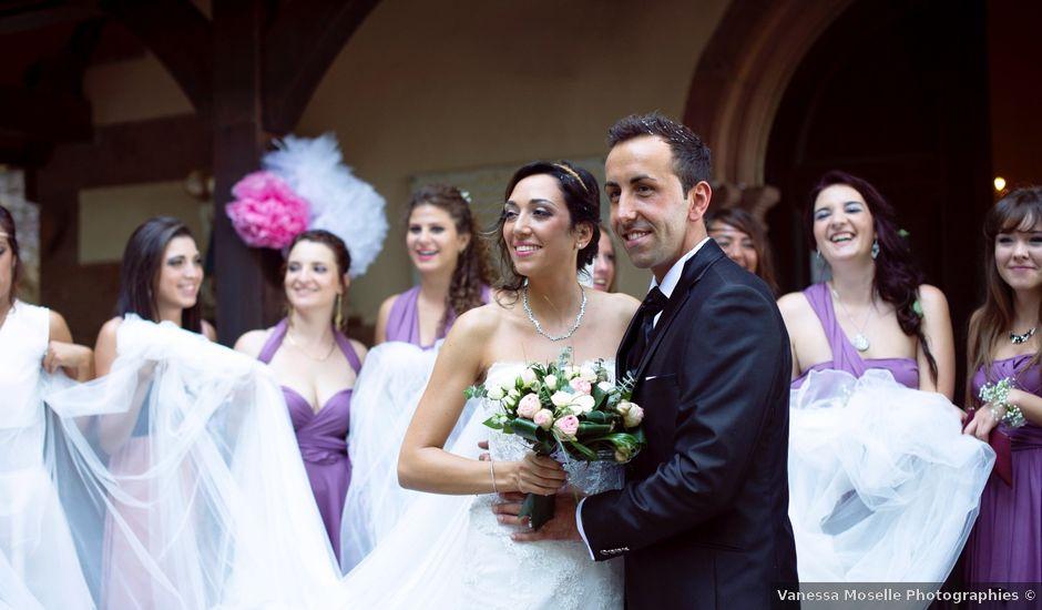 Le mariage de Fabrice et Jessica à Guebwiller, Haut Rhin