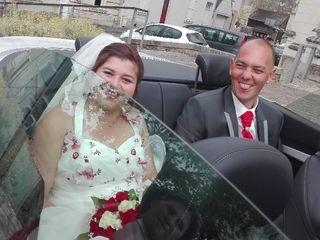 Le mariage de Sandra et David